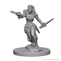 D&D Nolzurs Marvelous: Unpainted Minis - Elf Female Ranger