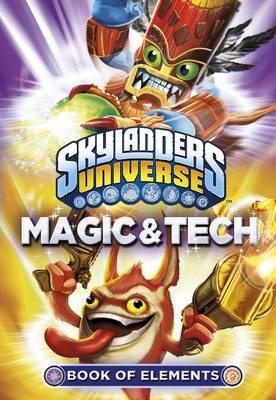 Skylanders Book of Elements: Magic and Tech image