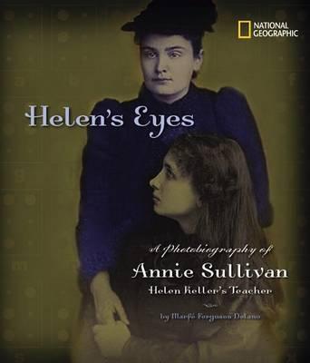 Helen's Eyes by Marge Ferguson Delano
