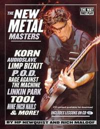 The New Metal Masters by H.P. Newquist