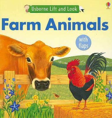 Farm Animals by Jessica Greenwell