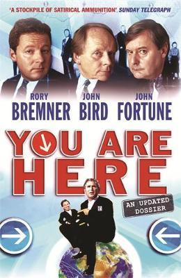 You Are Here by Rory Bremner image