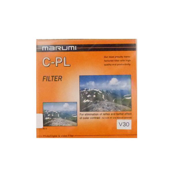 Marumi Circular Polarising Filter 30mm