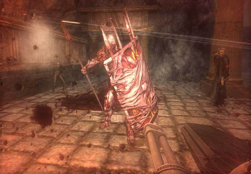 Clive Barker's Jericho for Xbox 360 image
