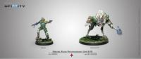 Infinity: Streloks, Kazak Reconnaissance Unit (K-9)