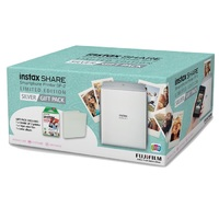 Fujifilm: Instax Share SP-2 Limited Edition Gift Pack - Silver