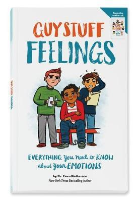Guy Stuff Feelings by Cara Natterson