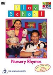 Play School - Nursery Rhymes on DVD