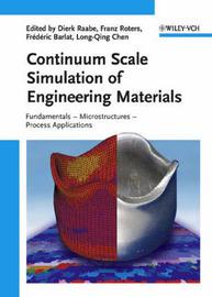Continuum Scale Simulation of Engineering Materials image
