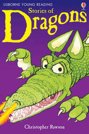 Stories of Dragons by Christopher Rawson image