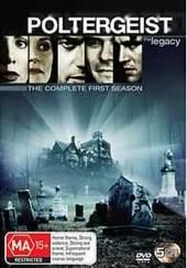 Poltergeist - The Legacy: Complete Season 1 (5 Disc Box Set) on DVD