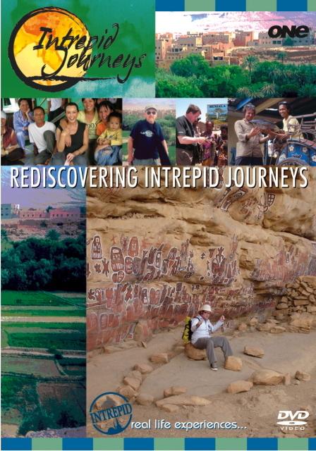 Rediscovering Intrepid Journeys Vol 2 (2 Disc Set) on DVD