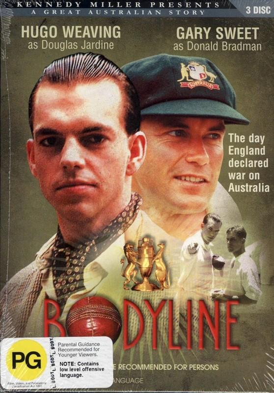 Bodyline - TV Mini-Series (3 Disc Set) on DVD