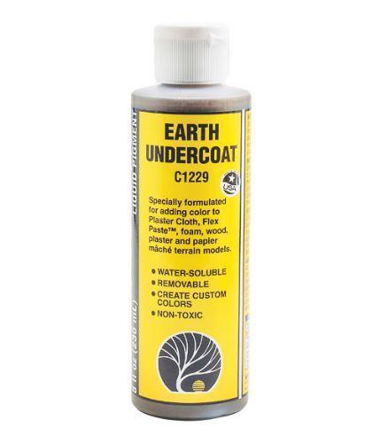 Woodland Scenics Earth Under Coat Earth Colour image