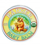 Badger Organic Baby Balm – 56gm