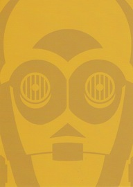 Star Wars: Birthday Card - C3PO