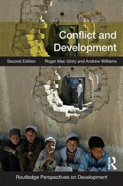 Conflict and Development by Roger MacGinty image