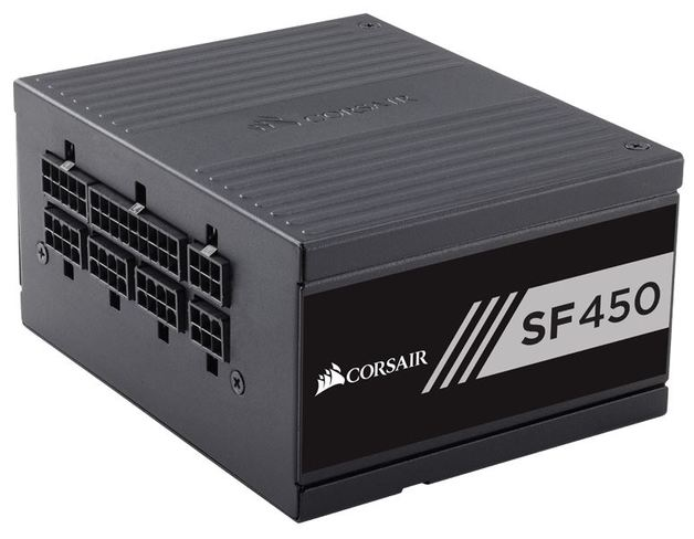 450W Corsair SF450 80 PLUS Gold Modular SFX PSU