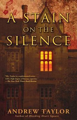 A Stain on the Silence by Andrew Taylor image