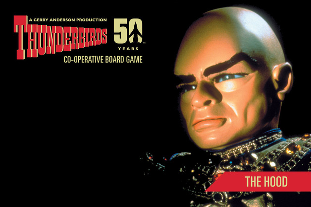 Thunderbirds: The Hood - Expansion