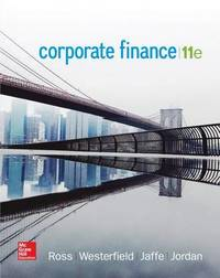 Corporate Finance by Stephen A Ross
