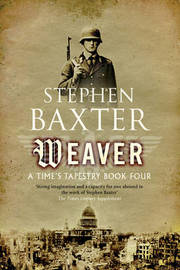 Weaver by Stephen Baxter image