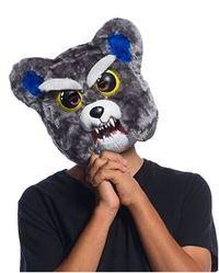 Feisty Pet: Sammy Suckerpunch Mask - Child (One Size Fits Most)