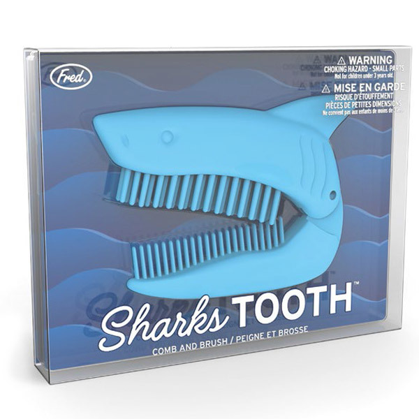 Fred Sharks Tooth - Folding Comb image