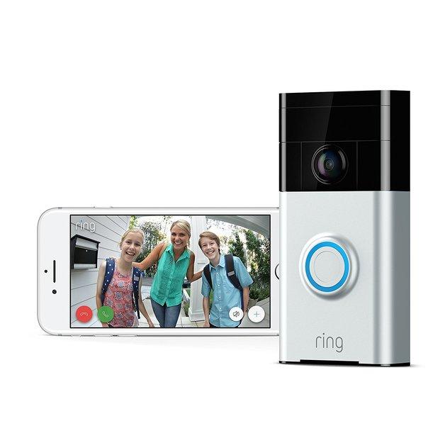 Ring: Video Doorbell - Satin Nickel