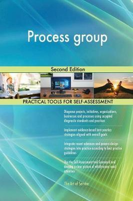 Process Group Second Edition by Gerardus Blokdyk image