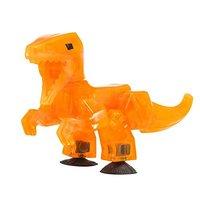 Stikbot: Dino Single - Velociraptor (Orange) image