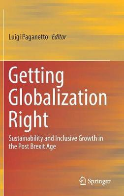 Getting Globalization Right image