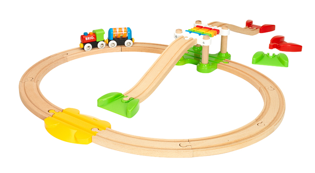 Brio: My First Railway - Beginner Pack