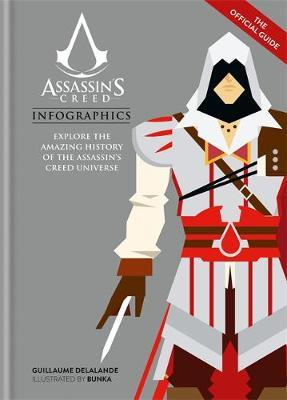 Assassin's Creed Infographics by Guillaume Delalande