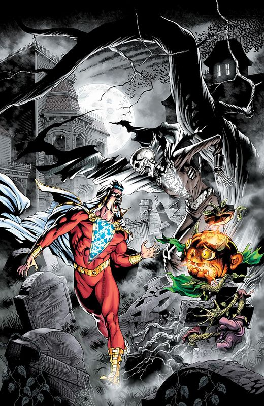Shazam - #8 (Cover A) by Geoff Johns