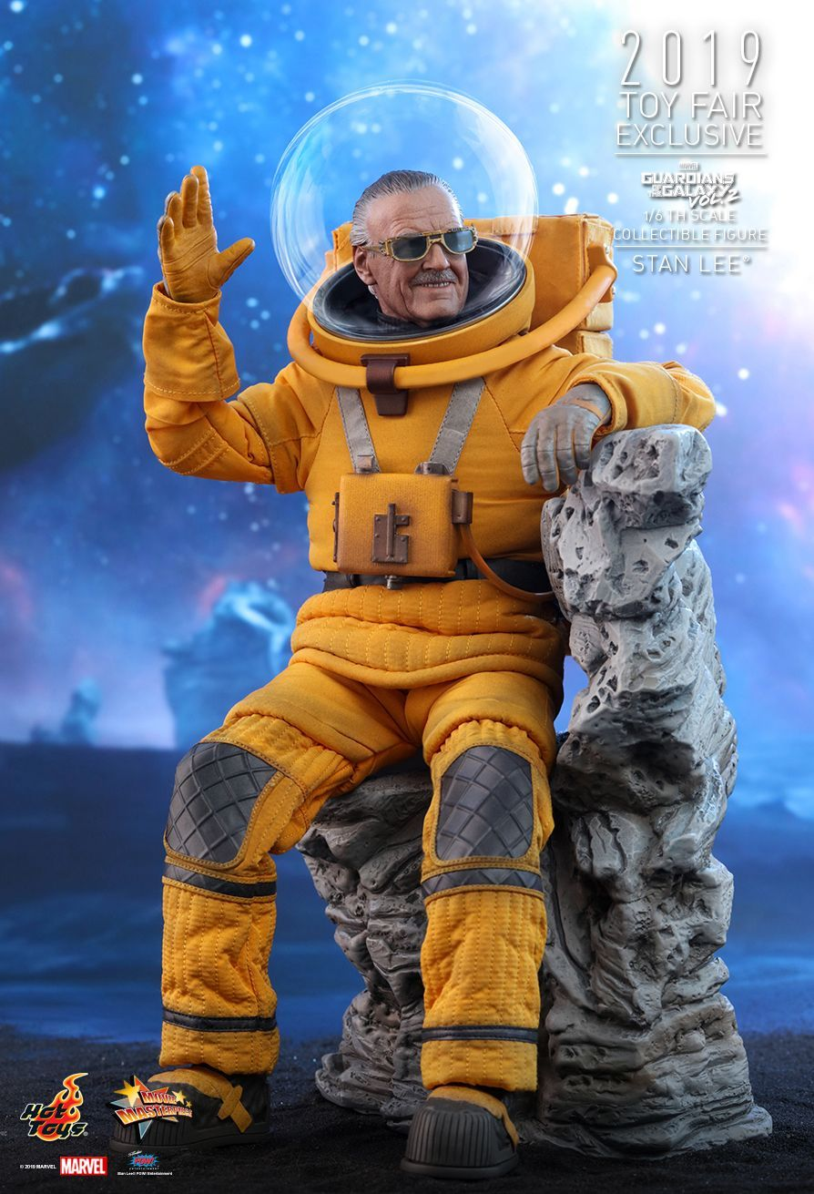 "Stan Lee (Space-Suit) - 12"" Articulated Figure image"