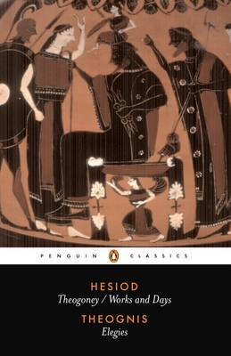 Hesiod and Theognis by . Hesiod image