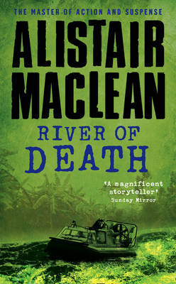 River of Death by Alistair MacLean image