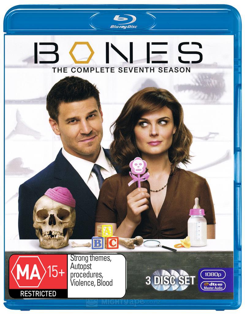 Bones - The Complete Seventh Season on Blu-ray image