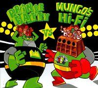 Prince Fatty Vs Mungo's Hi-Fi (LP) by Mungo's Hi-Fi