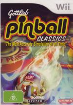 Gottlieb Pinball Classics for Nintendo Wii