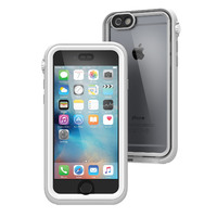 CATALYST Case for iPhone 6/6S Plus (White/ Grey)