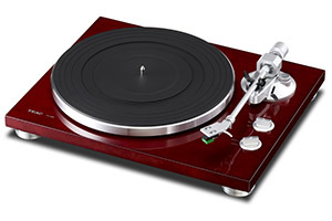 Teac TN300CH Authentic Belt-Drive Turntable (Cherry)