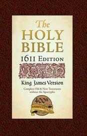1611 Bible-KJV image