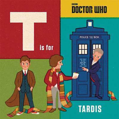Doctor Who: T is for TARDIS image