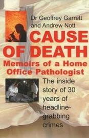 Cause of Death by Geoffrey Garrett
