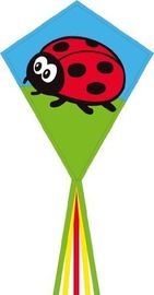 HQ Kites: Eddy Ladybug - 70cm