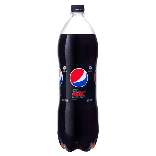 Pepsi Max 1.5L (8 pack)