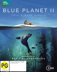 Blue Planet II on Blu-ray