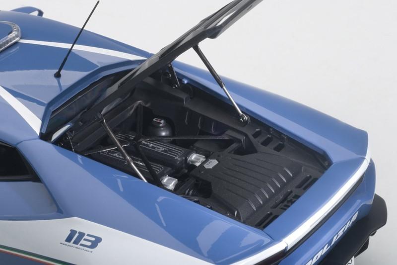 1 18 Lamborghini Huracan Diecast Model At Mighty Ape Nz